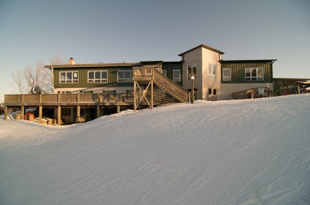Mansfield Ski Club Main Chalet