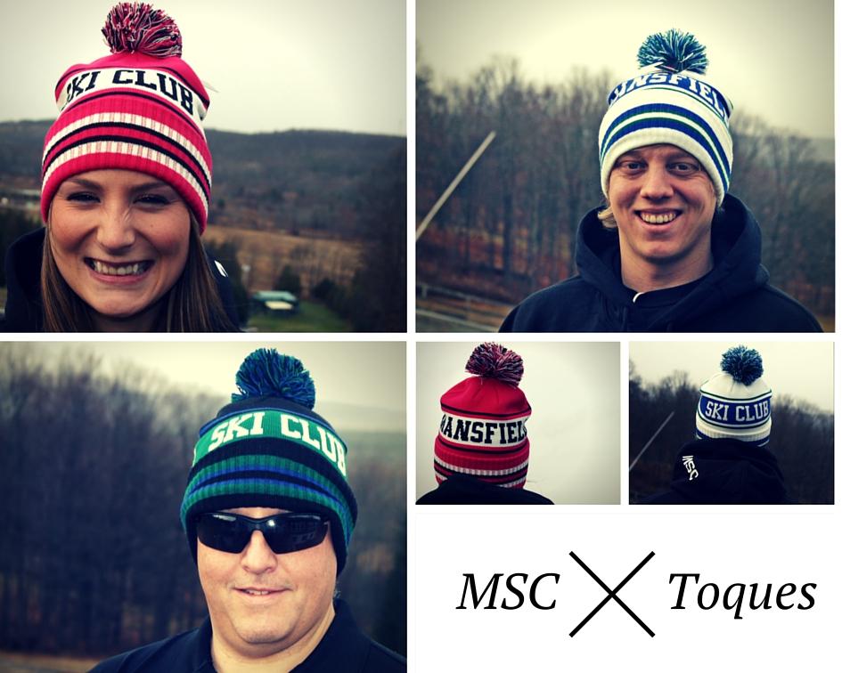 Mansfield Ski Club Toques